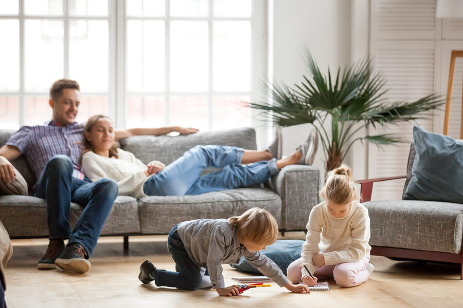 Clean Air For Kids How To Improve Indoor Quality